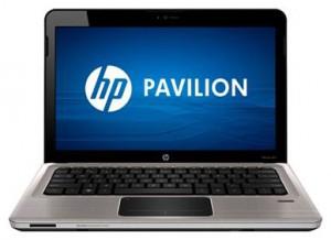 HP dv3 Б/У ноутбук