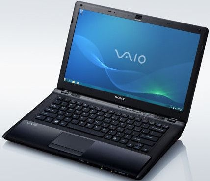 Ноутбук sony vpccw1s1r БУ