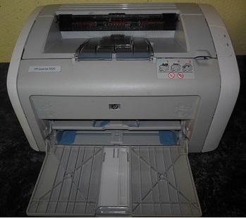 HP LJ 1020 БУ