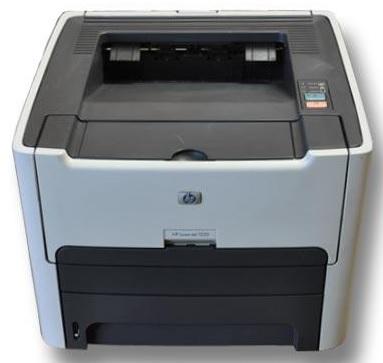 ремонт HP LJ 2035, 2055, 2015, 1320
