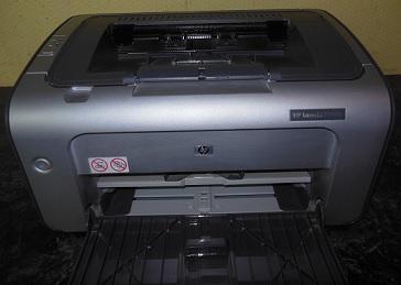 HP LJ P1006 БУ