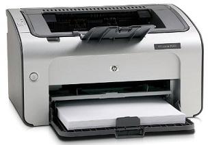 БУ принтер HP LJ P1006