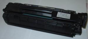 Заправка картриджа HP Q2612A или Canon C-703