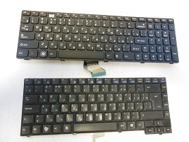 notebook keyboards