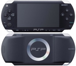 Sony PlayStation-Portable Slim