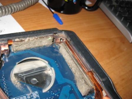 чистка ноутбука самостоятельно