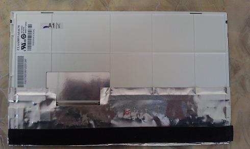 Матрица со светодиодной подсветкой, разъем слева