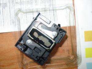 Чистка головки Epson