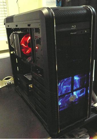 Сборка компьютера в хорошей конфигурации