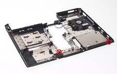 Чистка ноутбука Acer 5540, 5560