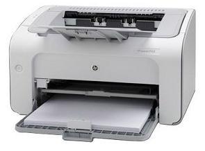восстановление принтера HP P1102