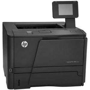 починка HP LJ pro 400