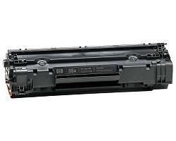 заправка картриджей HP CB435A, CB436A, CE285A, CE287
