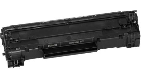 Картридж canon-712, заправка