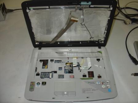 Корпус ноутбука Acer Aspire 5520