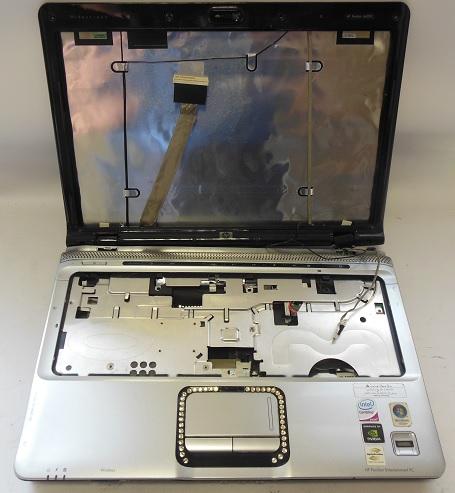 корпус ноутбука HP ремонт