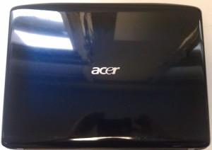 Корпус ноутбука Acer 5530 сверху