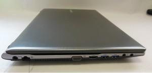 Корпус Samsung 550p сбоку