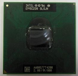T4200  процессор для ноутбука