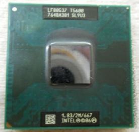 Intel T5600  процессор для ноутбука