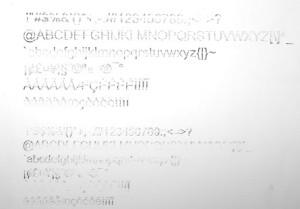 Чистка головки струйных принтеров HP, Canon, Epson, Brother