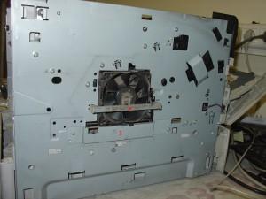 разборка HP LJ 4250-3