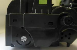 Сброс барабана Panasonic KX-MB2000