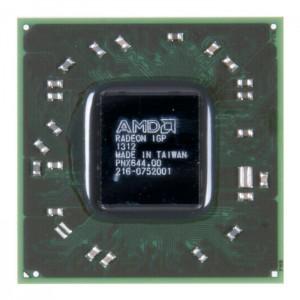 замена северного моста AMD RS880M