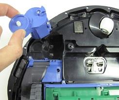модуль бокового колеса