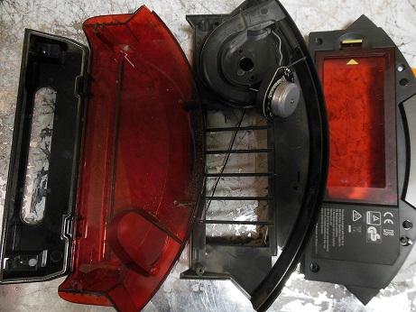 ремонт пылесборника roomba 880