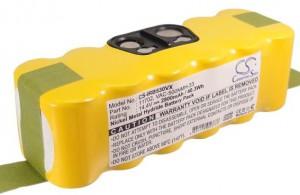 замена батареи roomba