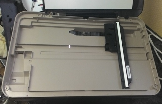 ремонт сканера  hp deskjet 2515
