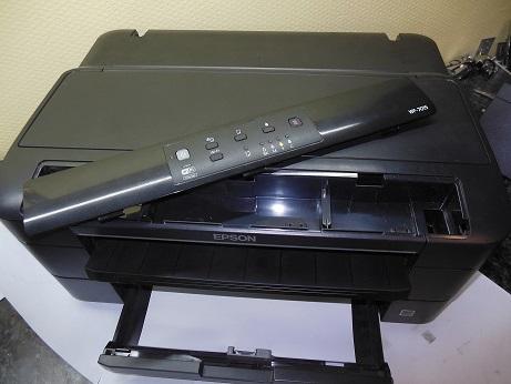 разборка Epson WF-7015 -3
