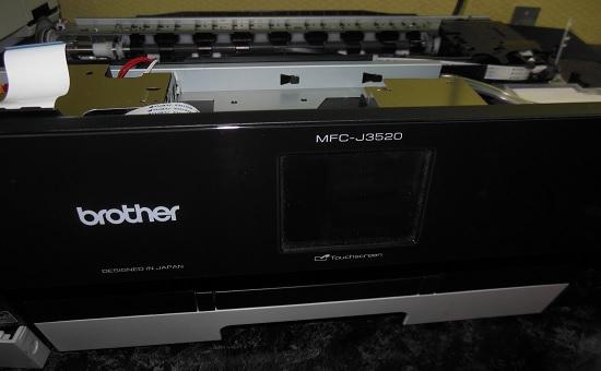 ремонт МФУ Brother MFC-J3520