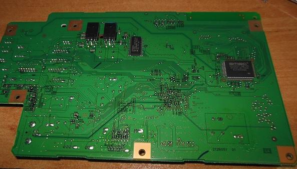 Основная плата Epson TX650