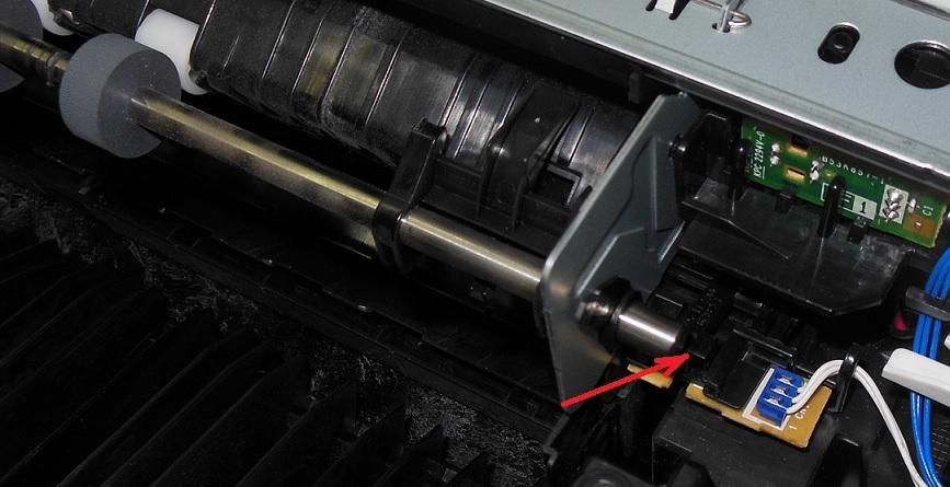 датчики бумаги МФУ Brother MFC-J5910DW