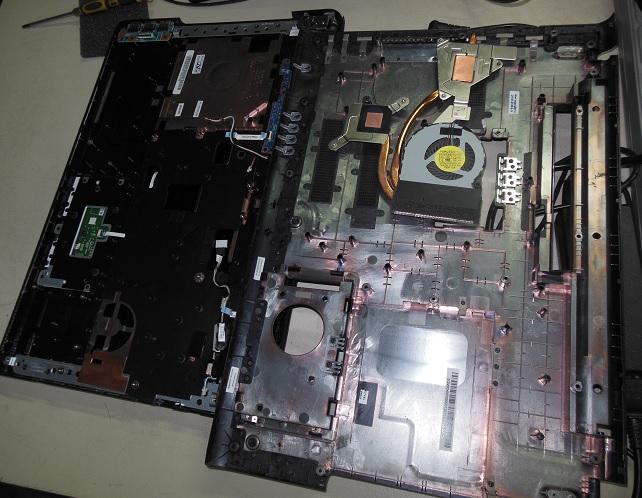 ремонт ноутбука Sony SVE1713Y1RB