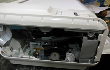 разборка HP C4583