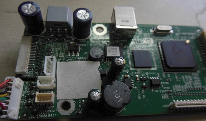 ремонт форматера С4583