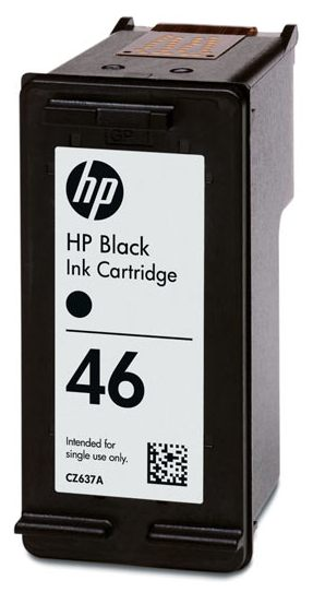 Заправка HP 46