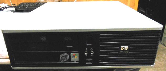 HP dc7800p