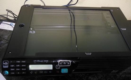Ремонт МФУ HP 4500