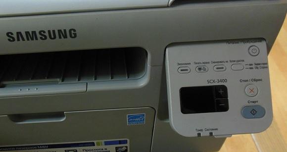 Ремонт Samsung SCX-3400