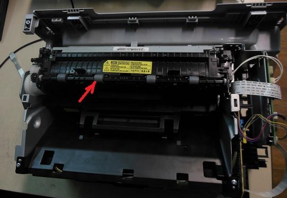 Samsung scx 3400 как сделать сброс