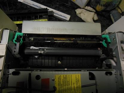 Замена термопленки MF3228-1
