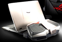 геймерский ноутбук Asus GX700VO