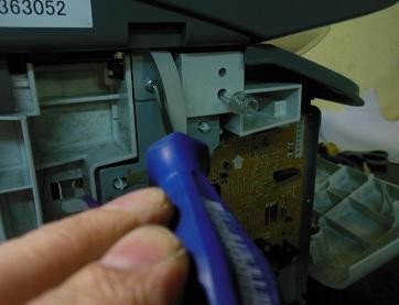 крепления сканера MF3228