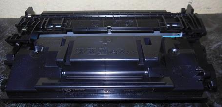 Заправка картриджа HP 26x