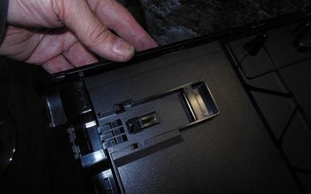 разборка сканера HP 8500a