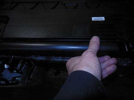 разборка сканера HP officejet 8500a